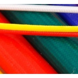 供应硅树脂玻纤套管,耐油玻璃纤维套管,耐高温玻玻纤套管