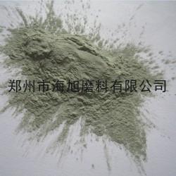 低摩擦耐高低温耐磨涂料生产用GC绿碳化硅粉#800#1200