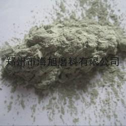 铁氟龙不粘附涂料生产用河南一级绿碳化硅微粉绿微粉绿硅微粉