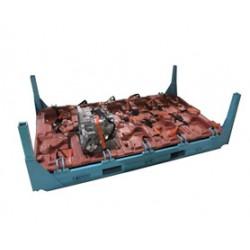 苏州变速器周转料架生产厂家厂家直销 汽车零部件料架
