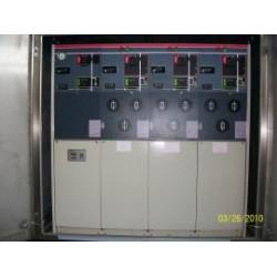 SRM16-12共箱式二进四出全绝缘充气柜