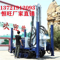 环境取样钻机直推式履带环境监测取样钻机小型土壤取样钻机厂家