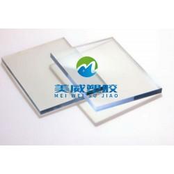青岛厂家加工生产PC隔断耐力板1-20MM
