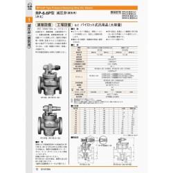原装进口日本阀天VENN减压阀RP-6
