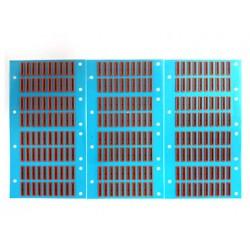 东莞维泽硅胶模切受话器密封防水件加工定制