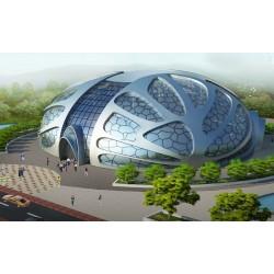 新艺标环艺 重庆博物馆设计 重庆体育馆设计 重庆品质住宅设计