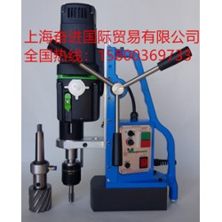 TAP30磁力钻可攻丝无级变速扭力保护 功能强大