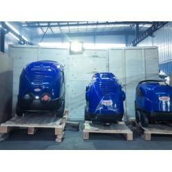 超高压大功率蒸汽汽车洗车机工业商用移动式柴油清洗机厂家