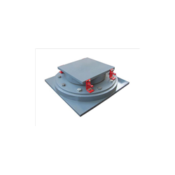 定制米脂县钢结构连廊滑动支座成品报价