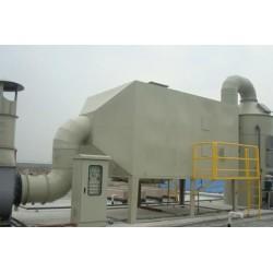 上海船舶喷漆废气处理设备 可移动式voc废气处理设备