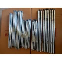 重庆赛力盟电机注油管M12*1*330MM加油管黄油管厂家