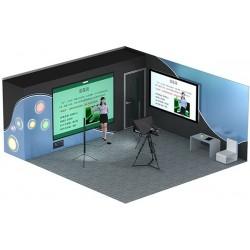 新维讯4K互动绿板录课系统 金课、慕课制作