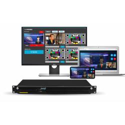 新维讯LiveMIX Cloud远程互联即时随地连线一体设备