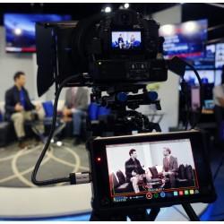 新维讯实景虚拟演播室,直播带货间
