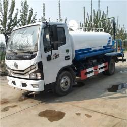园林绿化国六东风5吨小型洒水车山东洒水车生产厂家直销价格