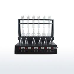 全自动一体化蒸馏仪的创新点 全自动智能一体化蒸馏仪特点
