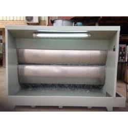 水帘柜设计参数,工作效率