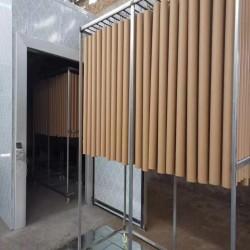 纸管烘干房温度及排湿速度