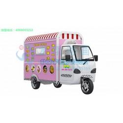小吃车,宇飞妙言餐饮,电动小吃车