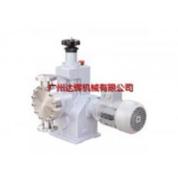 广州达辉机械供应质量较好的液压膈膜式计量