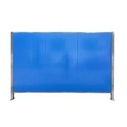 厂家直销  粤盾交通彩钢板夹心板围挡施工建设围挡安全防护围栏