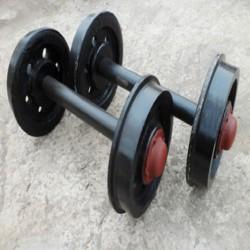 矿车轮对  φ200-600矿车轮对