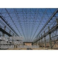 三明钢结构、苏州民生承接钢结构、二手钢结