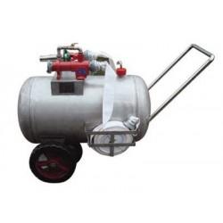 半固定式(轻便式)泡沫灭火装置(不锈钢)PY4-8/500