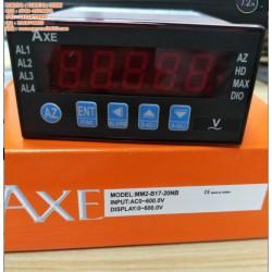 群美机电|钜斧AXE电表MM2-LVDT-09NB