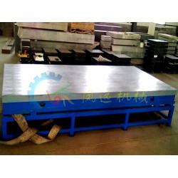 铸铁测量平台 测量平台 测量工作台 测量平台厂