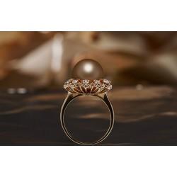 珍珠吊坠|吉诺珠宝|18k珍珠吊坠价格