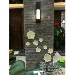 汉南文化石|福鑫宏景园林|文化石安装