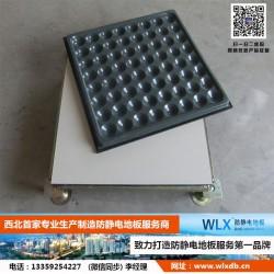 全钢抗静电地板供应商|未来星防静电地板|新