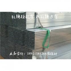 60*80*5.0 建筑用的方管 广告方管 搭架方管
