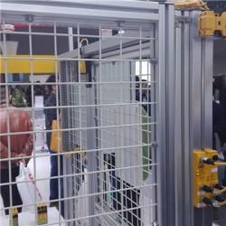 济南厂家直销喷塑双边丝隔离护栏网金属低碳