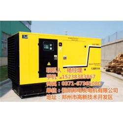 郑电发电机(图)|河南发电机组
