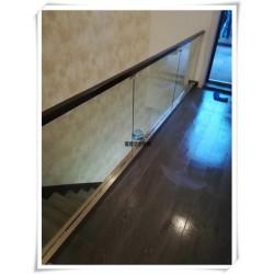 玻璃楼梯扶手|汉西楼梯扶手|家用楼梯扶手