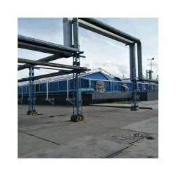 新疆污水池加盖,密封除臭,靓晟泰——反吊膜结构供货商