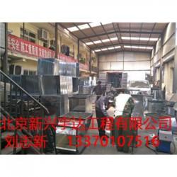 顺义周边厨房通风管道工程制作安装 北京排