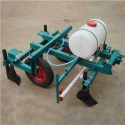 郑州拖拉机带花生覆膜播种机 施肥播种覆膜