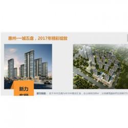 惠州大亚湾新力东园规划如何