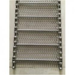 大孔链板乙型网带-质量可靠