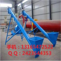 不锈钢螺旋提升机养护方法  螺旋提升机X7