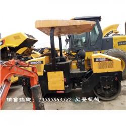 芜湖二手18吨压路机价格